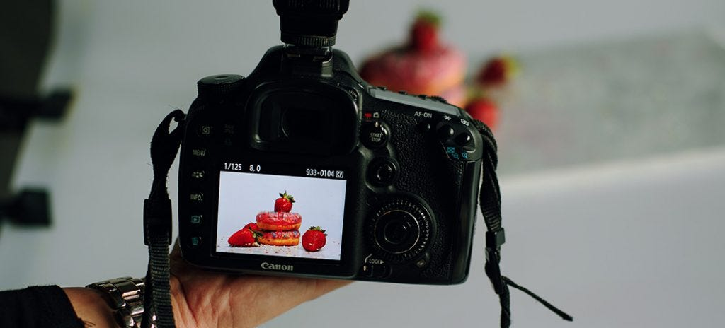 The Best Cameras for Food Photography