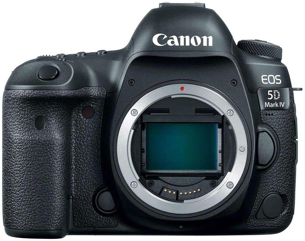 Canon EOS 5D Mark IV best camera for food photography
