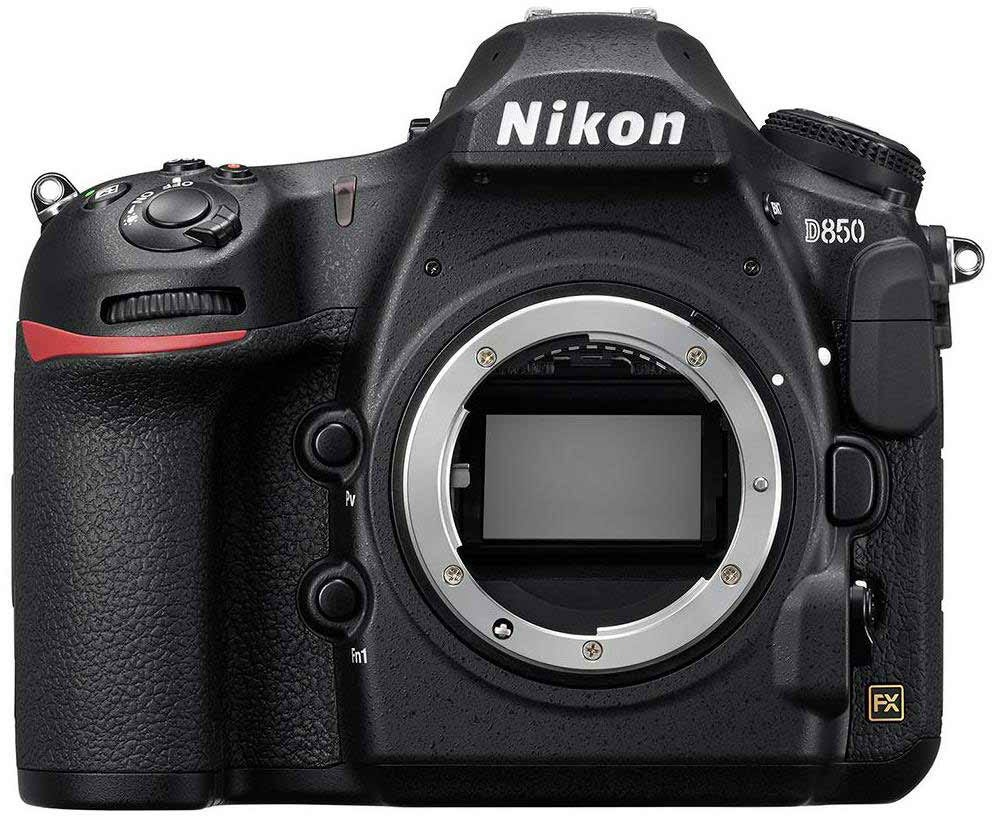 Nikon D850 best camera for food photography