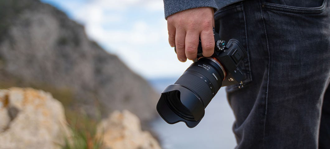 Tamron Introduces New 17-28mm F/2 8 Ultra Wide-Angle Lens for Sony E