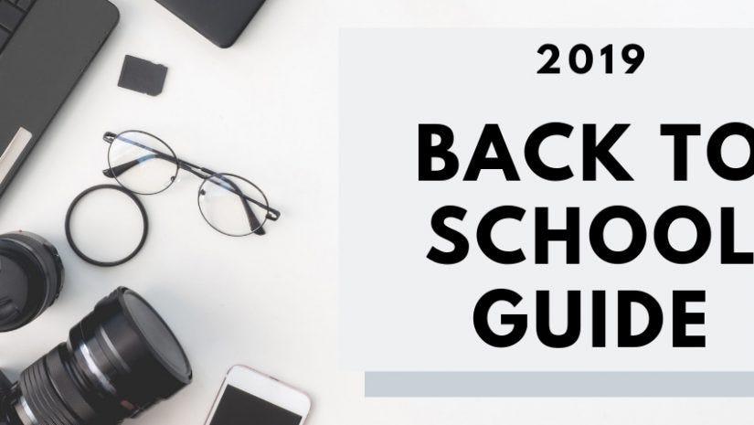 Best Majors 2019 Back to School 2019: Best Product Picks for Photo, Film & Audio Majors