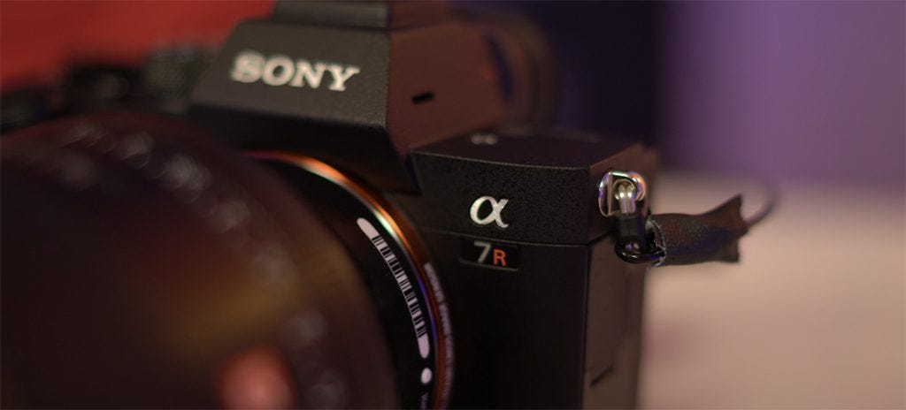Sony Announces the a7R IV Camera With the World's First 61MP