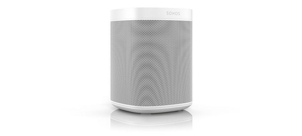 Sonos Introduces New One SL Home Speaker with Stereo Pairing