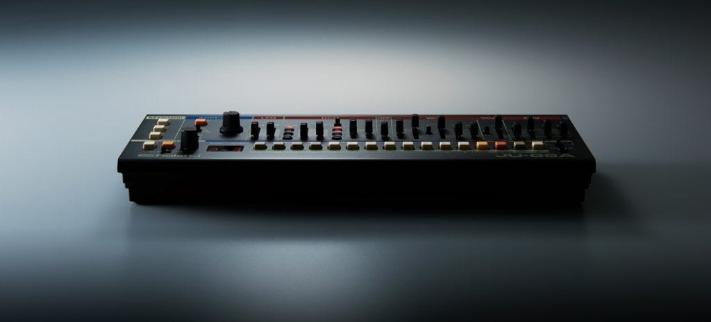 Roland Announces the JU-06A Synthesizer & the MC-101 & MC