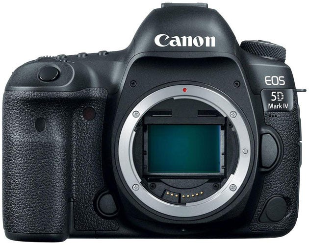the Canon EOS 5D Mark IV best DSLR for wedding photography