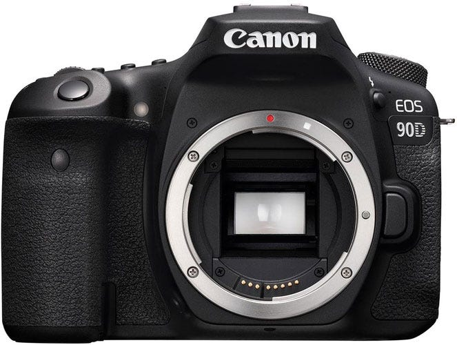 the Canon EOS 90D best DSLR for wedding photography