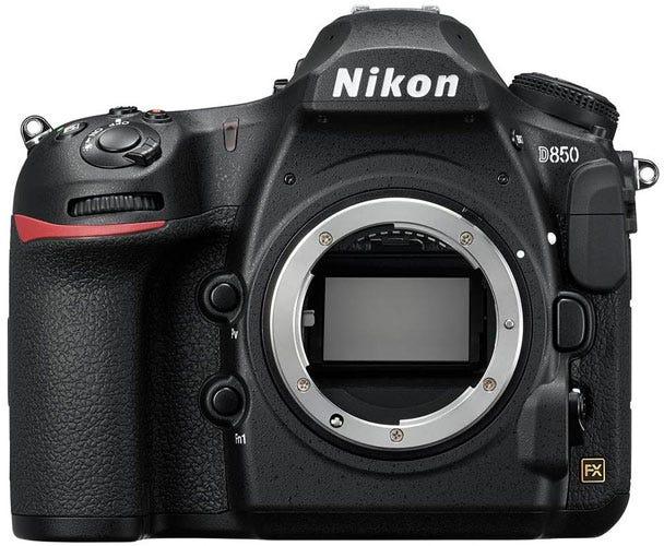 the Nikon D850 best DSLR for wedding photography