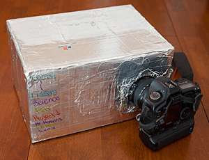 How To Make A Digital Pinhole Camera