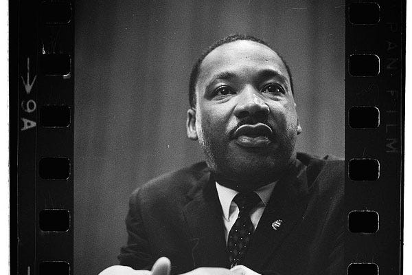 an introduction to the history of martin luther king Dr martin luther king, jr, an eloquent  history of civil rights violence (1.