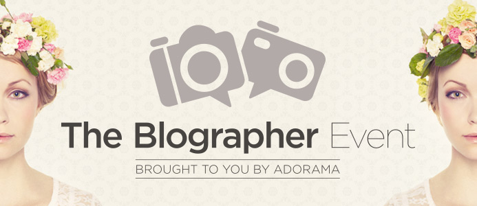 The Blographer Event