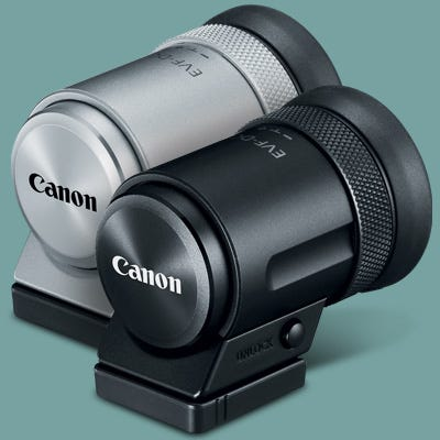 Canon Electronic Viewfinder