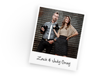Zach & Jody Gray