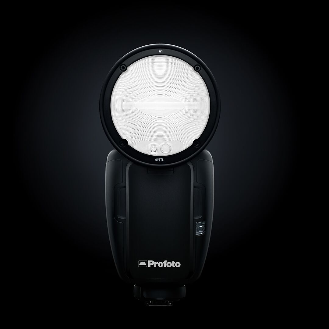 Studio Lighting Rental: Profoto A1 - The World's Smallest Studio Light.