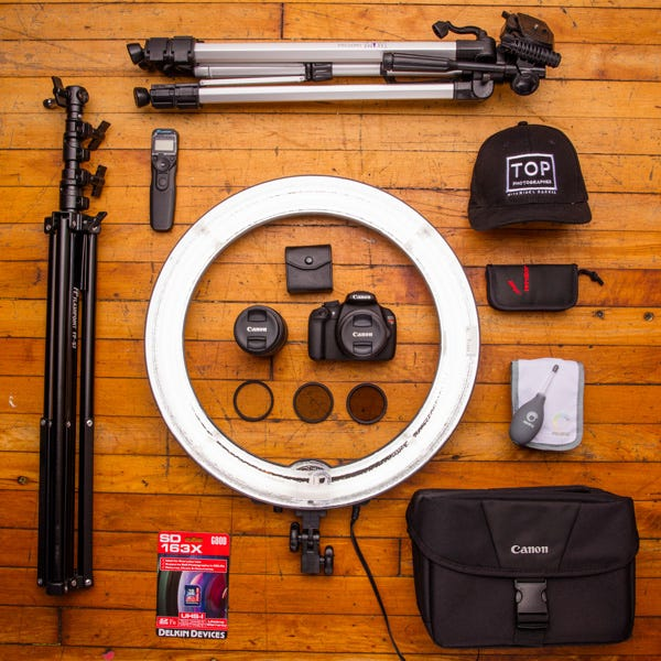 Become a Top Photographer with Exclusive Bundles from Canon!