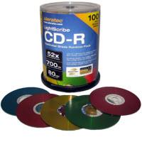 Recordable DVDs & CDs