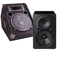 Speakers / Studio Monitors