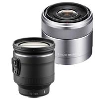 Mirrorless / Compact System Lenses