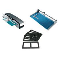 Cutting & Mounting & Laminating