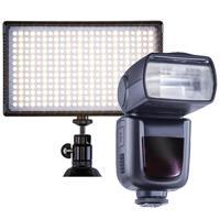 Flashes u0026 Slaves  sc 1 st  Adorama & Used Camera Flash Studio u0026 Lighting at Adorama azcodes.com