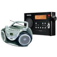 Portable CD Players & Radios