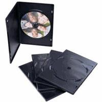 Disc Cases & Sleeves
