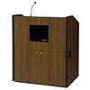 AmpliVox Multimedia Sound Smart Podium SS3430-WT, Office Center > Electronics & Conferencing > Teleprompters & Lecterns > Amplivox Teleprompters & Lecterns