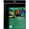 "Itoya Art Profolio 16x20"" Crystal Clear PolyGlass Pages PR1620 - $26.78"