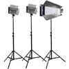 Ikan Medium Interview 3 Piece Light Kit, Flash/Lighting > Constant Output Lighting > Led Units > Ikan Led Units