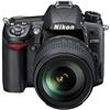 Nikon D7000 DSLR Camera Bundle w/Nikon 18-105mm DX VR Lens, USA
