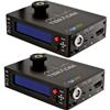 Teradek Cube 205/405 HDSDI Encoder/Decoder Pair, Video > Professional Video > Wireless a/V > Teradek Wireless a/V