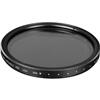 Tiffen 72mm Variable Neutral Density ND Filter 72VND