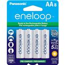 8-Pack Panasonic AA Rechargeable Batteries