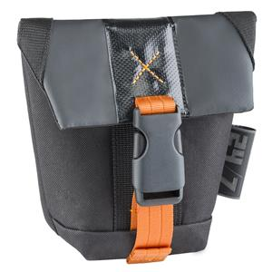 24/7 Traffic Collection Camera Pouch Bag with Adjustable / Removable Strap & Built-In Weather Cover
