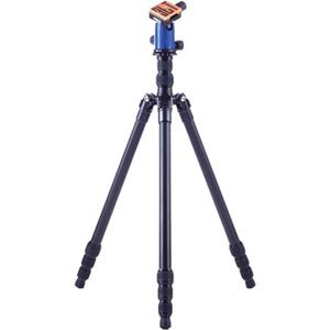 3 Legged Thing X4 Jack 4-Section Magnesium Alloy Tripod 3LTX4AKITBL