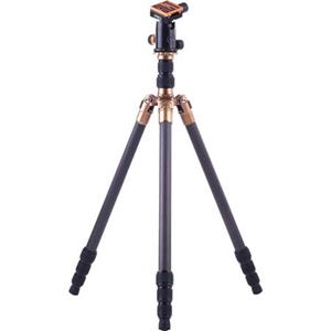 3 Legged Thing X4 Eric 4-Section Carbon Fiber Tripod 3LTX4KITBK