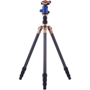 3 Legged Thing X4 Eric 4-Section Carbon Fiber Tripod 3LTX4KITBL