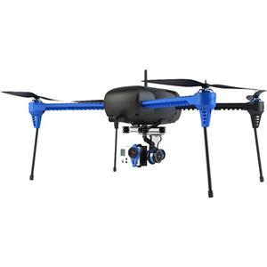 3DR IRIS Plus RTF (915 MHz) Quadcopter with GoPro Camera Mount