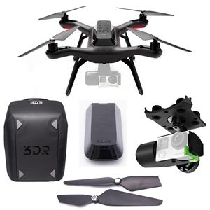 Sa11a F 3d Robotics Solo Director S Kit With Solo Ready To Fly