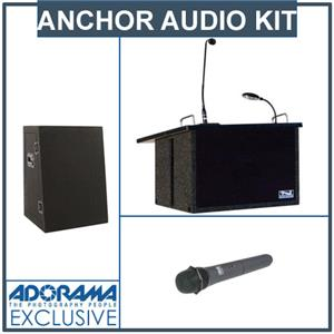 Anchor Audio ACL-BP/HH Acclaim Lectern Package ACL-BP/HH