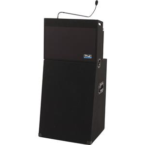 Anchor Audio ACL-DP/HH/EM Acclaim Lectern Dual Wireless Package ACL-DP/HH/EM