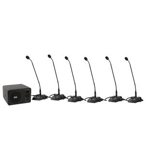 Anchor Audio CouncilMAN Conference System Package CM-6