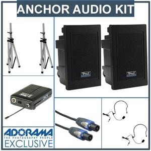 Anchor Audio EXP-7500U2 Wireless Receiver EDP-7500DUAL/HBM/HBM