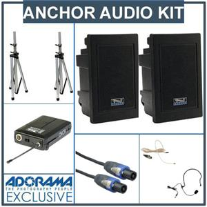 Anchor Audio EXP-7500U2 Wireless Receiver EDP-7500DUAL/EM/HBM