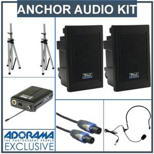 Anchor Audio EXP-7500U1 Wireless Receiver EDP-7500/HBM