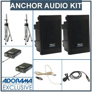 Anchor Audio EDP-7500ACDUAL/EM/LM Explorer Pro AC/DC Deluxe Package EDP-7500ACDUAL/EM/LM