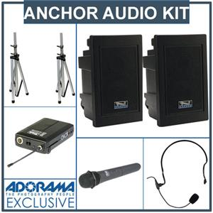 Anchor Audio EDP-7500ACDUAL/HH/HBM Explorer Pro AC/DC Deluxe Package EDP-7500ACDUAL/HH/HB