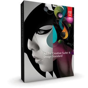 Adobe CS6 Creative Suite 6 Design Standard Software Suite 65163557