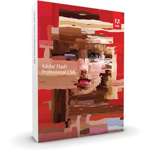 Adobe Flash Professional CS6 Software 65173344