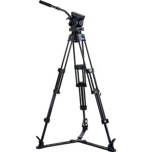 Acebil 3-Section Video Tripod with Ground Spreader & Pan/Tilt Head: Picture 1 regular