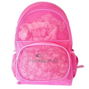 AirBac Mesh Backpack, Pink: Picture 1 regular